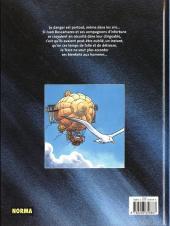 Verso de Les quatre voyages de Juan Buscamares -3- La terre