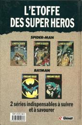 Verso de Super Héros (Collection Comics USA) -8- Batman : Vengeance Oblige 2/2 - Nuit blanche