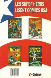 Verso de Super Héros (Collection Comics USA) -3- Batman contre Man-Bat