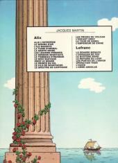 Verso de Alix -3c1984- L'île maudite