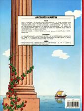 Verso de Alix -8c1990- Le tombeau étrusque