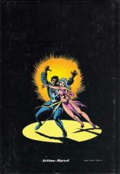 Verso de Albums Artima DC/Marvel Super Star -9- Docteur Strange