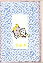 Verso de Tintin - Pastiches, parodies & pirates - Tintin reporter du petit vingtième au pays des soviets