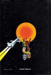 Verso de Albums Artima DC/Marvel Super Star -10- Les Micronautes : Au plus profond de la peur