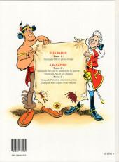 Verso de Oumpah-Pah -3- (Albert René) -1- Oumpah-Pah le Peau-rouge tome 1