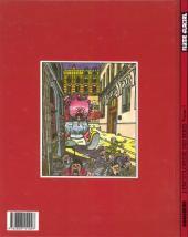 Verso de L'encyclopédie des bébés -1a1988- Le Bébé - Études de caractère