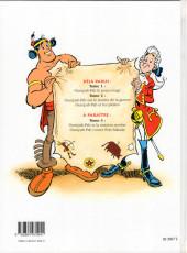 Verso de Oumpah-Pah -3- (Albert René) -2- Oumpah-Pah le Peau-rouge tome 2