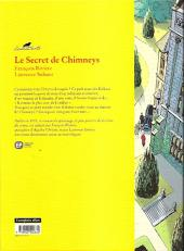 Verso de Agatha Christie (Emmanuel Proust Éditions) -1a- Le secret de Chimneys
