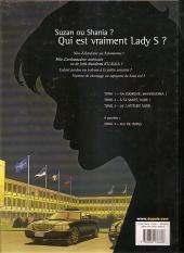 Verso de Lady S. -2a2007- À ta santé, Suzie !