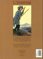 Verso de L'Épervier (Pellerin) -1a00- Le Trépassé de Kermellec