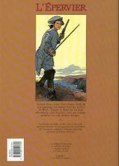 Verso de L'Épervier (Pellerin) -2a2000- Le Rocher du crâne