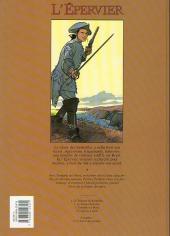 Verso de L'Épervier (Pellerin) -3a2000- Tempête sur Brest