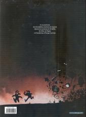 Verso de Lapinot (Les formidables aventures de) -5b- Pichenettes