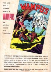 Verso de Wampus -5- Wampus 5