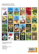 Verso de Tintin (The Adventures of) -C3a- Tintin and the Lake of Sharks