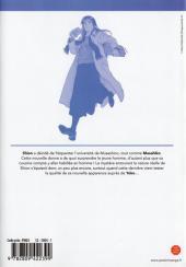 Verso de Family Compo - Édition de luxe -9- Tome 9