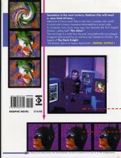 Verso de Batman (One shots - Graphic novels) -GN- Batman: Digital justice