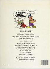 Verso de Iznogoud -4b1987- Iznogoud l'infâme
