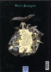 Verso de Petrus Barbygère -1- L'elficologue