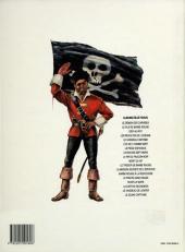 Verso de Barbe-Rouge -12b1990- La mission secrète de l'épervier