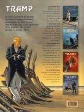 Verso de Tramp -10- Le cargo maudit
