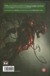 Verso de Spider-Man (100% Marvel) - Carnage : Une affaire de famille