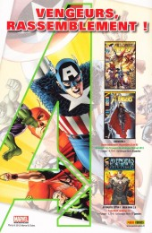 Verso de Ultimate Avengers -11- Ultimate Avengers vs New Ultimates (2/3)
