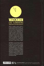 Verso de Watchmen (Les Gardiens) -INTb- Watchmen - DC Essentiels