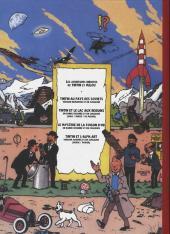 Verso de Tintin - Pastiches, parodies & pirates -4a- Tintin au pays des soviets