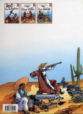Verso de Les gringos -1a- Viva la révolution