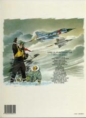 Verso de Tanguy et Laverdure -10c88- Mission spéciale