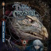 Verso de Free Comic Book Day 2011 - Mouse Guard - The dark crystal