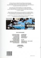 Verso de Valérian -2d1997- L'empire des milles planètes