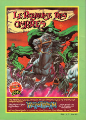 Verso de Hulk (2e Série - Arédit - Artima Color Marvel Géant) -7- Hulk contre le cybortron
