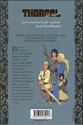 Verso de Thorgal -Roman- Thorgal l'enfant des étoiles