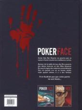 Verso de Poker Face -2- La main du mort