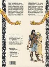 Verso de Thorgal -1b85- La Magicienne trahie