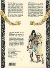 Verso de Thorgal -3a85- Les trois vieillards du pays d'aran