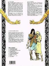 Verso de Thorgal -6a1985'- La chute de Brek Zarith