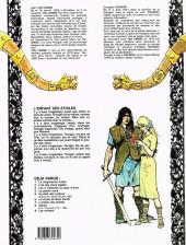 Verso de Thorgal -7a1985- L'enfant des étoiles