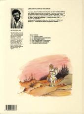 Verso de Aria -4a1985- Les chevaliers d'Aquarius