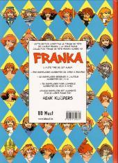 Franka (BD Must) -12- La Vénus bleue