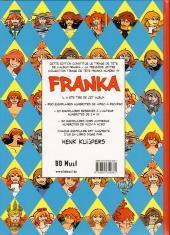 Verso de Franka (BD Must) -13TT11- La Treizième Lettre