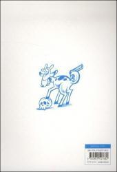 Verso de Bambi -0- Bambi alternative