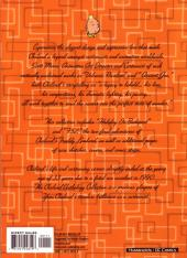 Verso de Freddy Lombard (en anglais) -2- Holiday in Budapest / F.52
