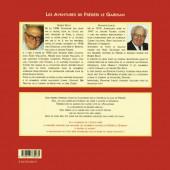 Verso de Frédéri le Gardian -3- (Édition du Triomphe) -1- A la poursuite de l'étoile noire