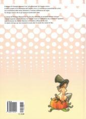 Verso de (AUT) Manunta - Fantasy Pin-Art