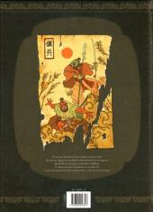 Verso de Mercenaires -1- La Meute du Griffon