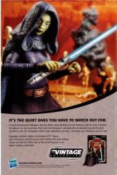 Verso de Star Wars: Knights of the Old Republic (2006) -1- War 1