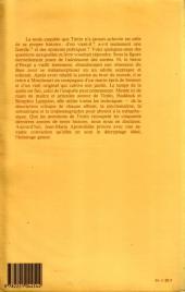Verso de Tintin - Divers - Les Métamorphoses de Tintin